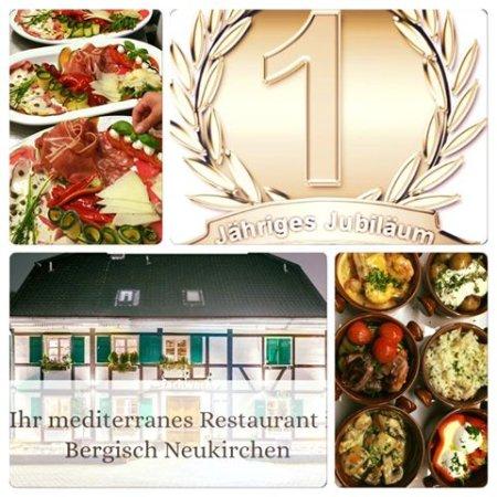 Leverkusen, Germany: 1 Jahr Fachwerk!