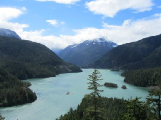 Anacortes, WA: North Cascades National Park Day Tour
