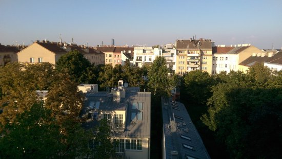 Hotel SPIESS & SPIESS Appartement-Pension: loved the view. what a joy to wake up to see it.