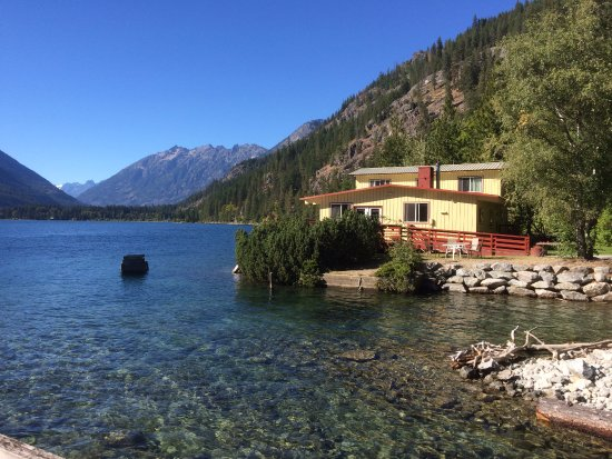 Stehekin, Waszyngton: The Lakehouse