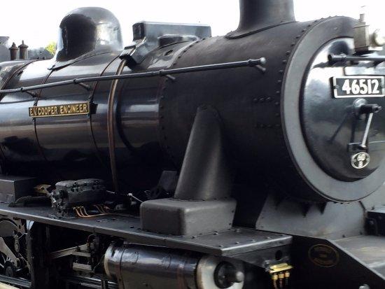 Aviemore, UK: The Engine