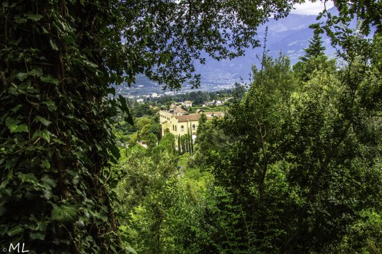Val Venosta, Italia: Castel Trauttmansdorff