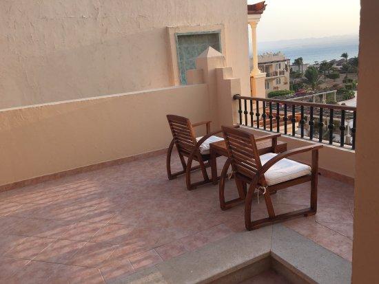 Kempinski Hotel Soma Bay: Ideal zum Abschalten! War 2 Wochen im Hotel und waren sehr zufrieden! Teilweise sind die Zimmer