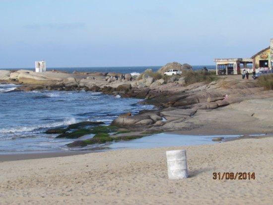 Aguas Dulces, Uruguay: Punta del Diablo