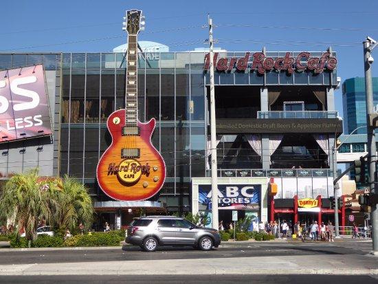 Hard Rock Cafe Las Vegas Las Vegas Nv United States