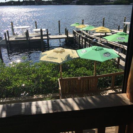 Nokomis, FL: Bay Scene NoKoMo's Sunset Hut