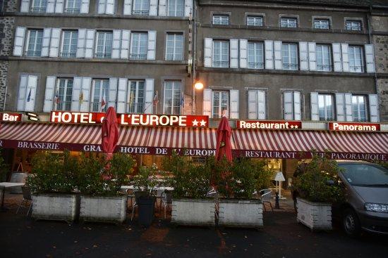 Saint-Flour, Francia: L'établissement;