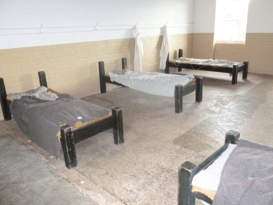 Southwell, UK: This room is one that the women slept in.