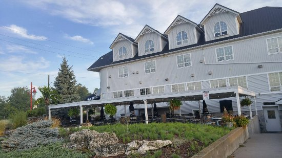 Leamington, Канада: Seacliffe Inn