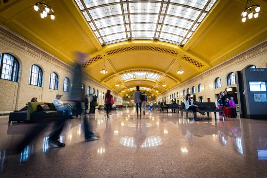 Union Depot Waiting Room