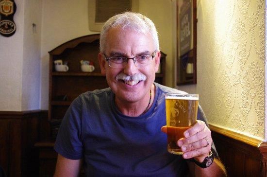 Haltwhistle, UK: Cheers!