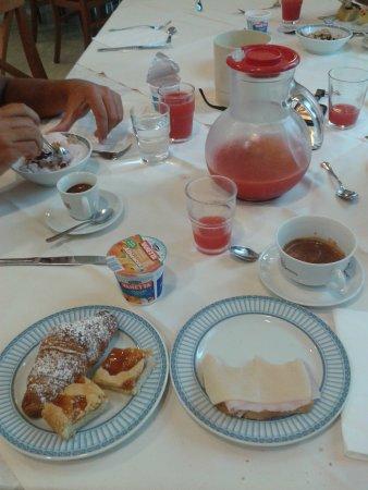 Hotel Semifonte: Prima Colazione mattino