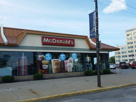 Mcdonald S Kansas City 812 Minnesota Avenue