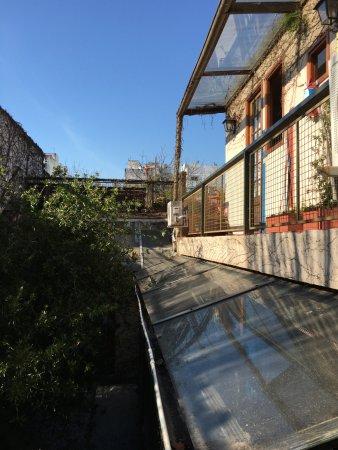 روجانتينو هوتل بوتيك: terraço