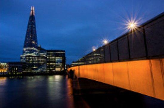 secretlondonphotowalk.com: London Bridge and the Shard taken with Simon