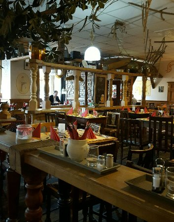 Superb traditional German restaurant. - Picture of Der Alte Fritz, Berlin -  Tripadvisor