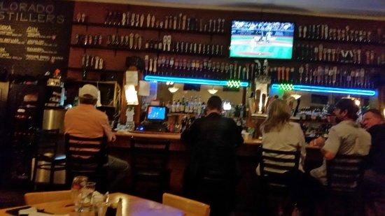 ซาลิดา, โคโลราโด: The Bar