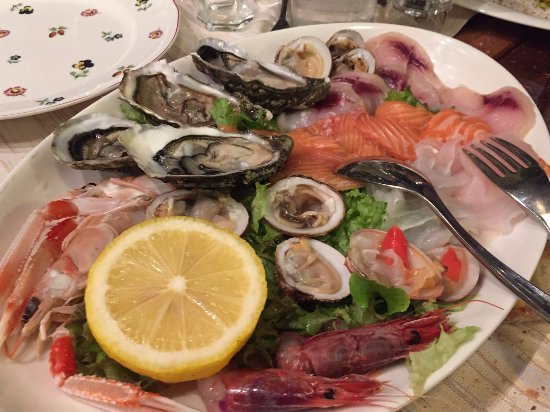 Trattoria Cucina di Mare - Foto di La Trattoria Cucina di Mare ...
