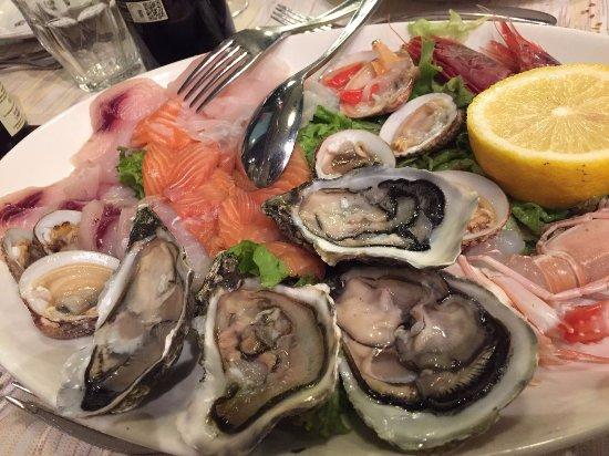photo0.jpg - Picture of La Trattoria Cucina di Mare, Milan - TripAdvisor