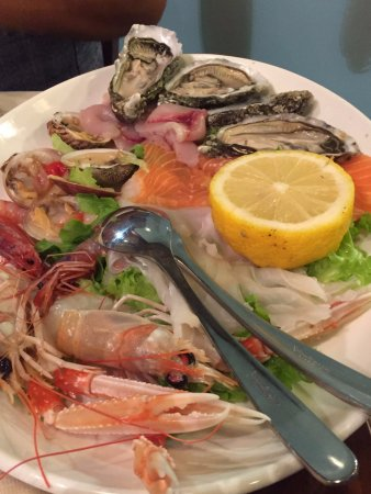 La Trattoria Cucina di Mare, Milan - Restaurant Reviews, Phone ...