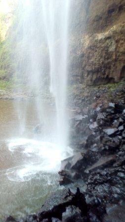 Cachoeira Saltão : Imponente com seus 75 metros de altura
