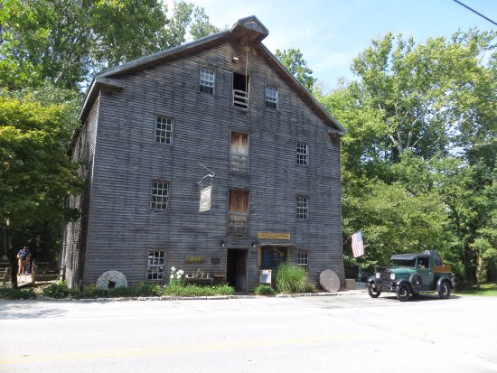 Greenville, OH: Bears Mill