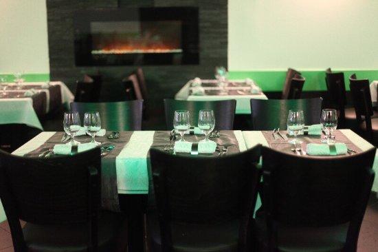 Clamart, Frankrike: Le Maydane restaurant AVS