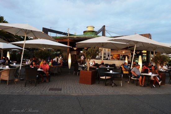 La Terraza Frente El Mar Picture Of K1 Food Lounge