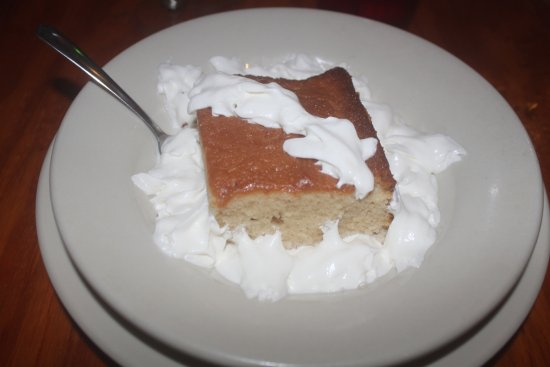 Gusto Cuban Cafe: Tres Leches