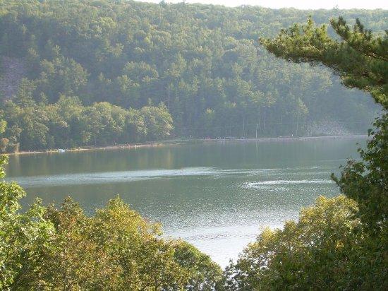 Baraboo, WI: Devil's Lake