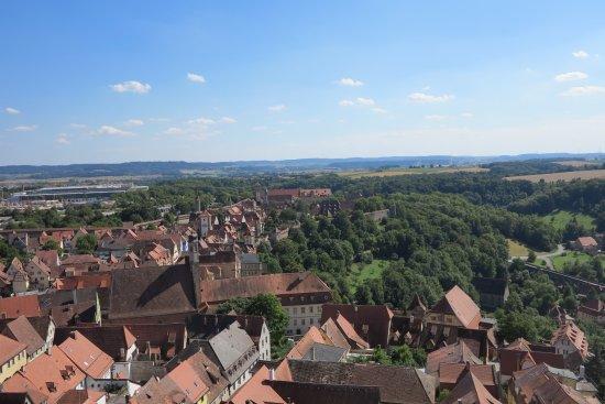 Historiengewölbe mit Staatsverlies: Vista fabulosa da cidade.