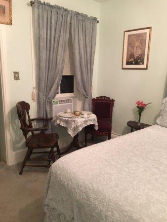 Jim Thorpe, Pensilvanya: Serenity Room