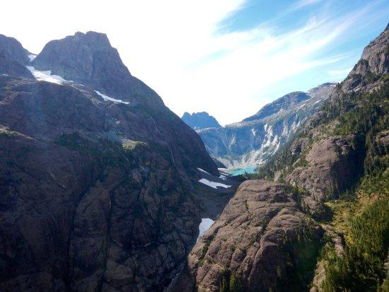 Campbell River, Kanada: Comox glacier
