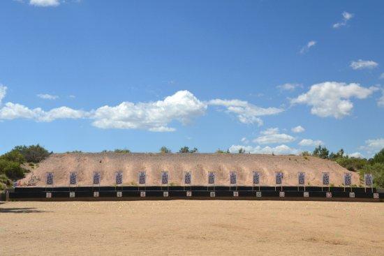Paulden, AZ: Range