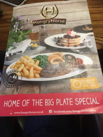 new clock inn hungry horse well worth the visit clean friendly staff