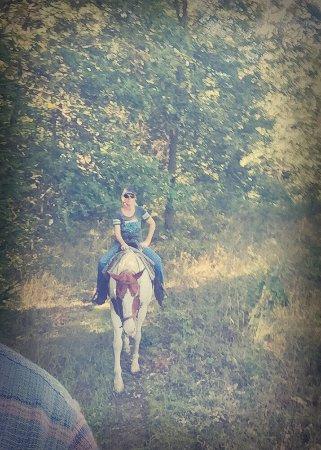 Pinckney, MI: Relaxing ride in the September sunshine....