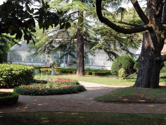 Сежана, Словения: Sežana Botanical garden