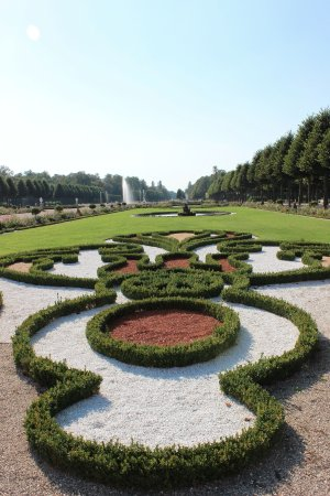 Schwetzinger Schloss: Schwetzingen Castle Gardens