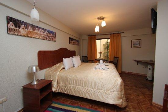 Hotel de la Villa Hermoza: Habitación Matrimonial Superior