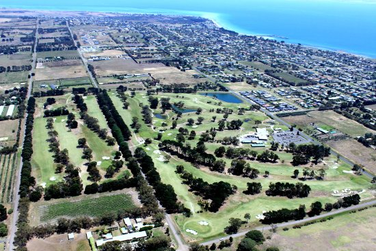 Portarlington, Australia: Great view from above