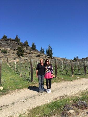 Alexandra, Nya Zeeland: Great wine..