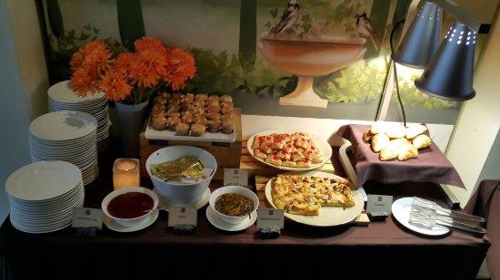 Khao Yai National Park, Thailand: อาหารเช้า