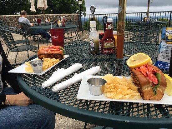 Moultonborough, NH: מסעדה טובה אך יקרה