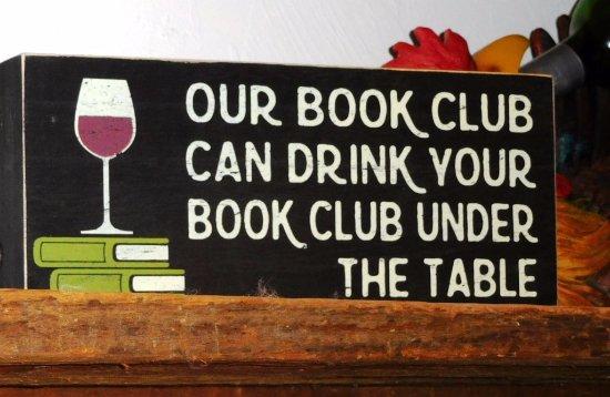 Interlaken, État de New York : Book Club Challenge