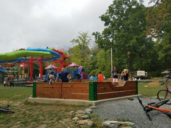 Williamsport, Мэриленд: Yogi Bear's Jellystone Park Camp-Resort  Hagerstown