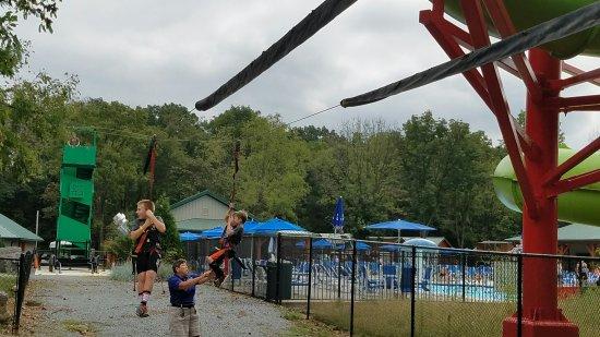 Williamsport, MD: Yogi Bear's Jellystone Park Camp-Resort  Hagerstown