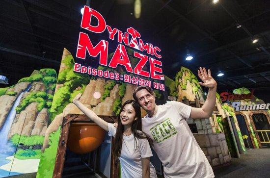 Dynamic Maze Episode 3