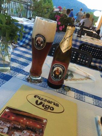 Grezzana, Italy: Ottima birra!