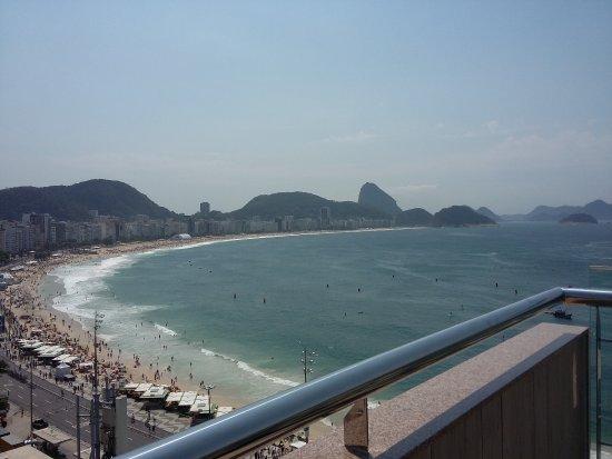 Orla Copacabana Hotel Picture