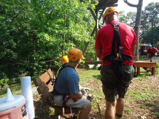 Chattooga Ridge Canopy Tours: photo2.jpg